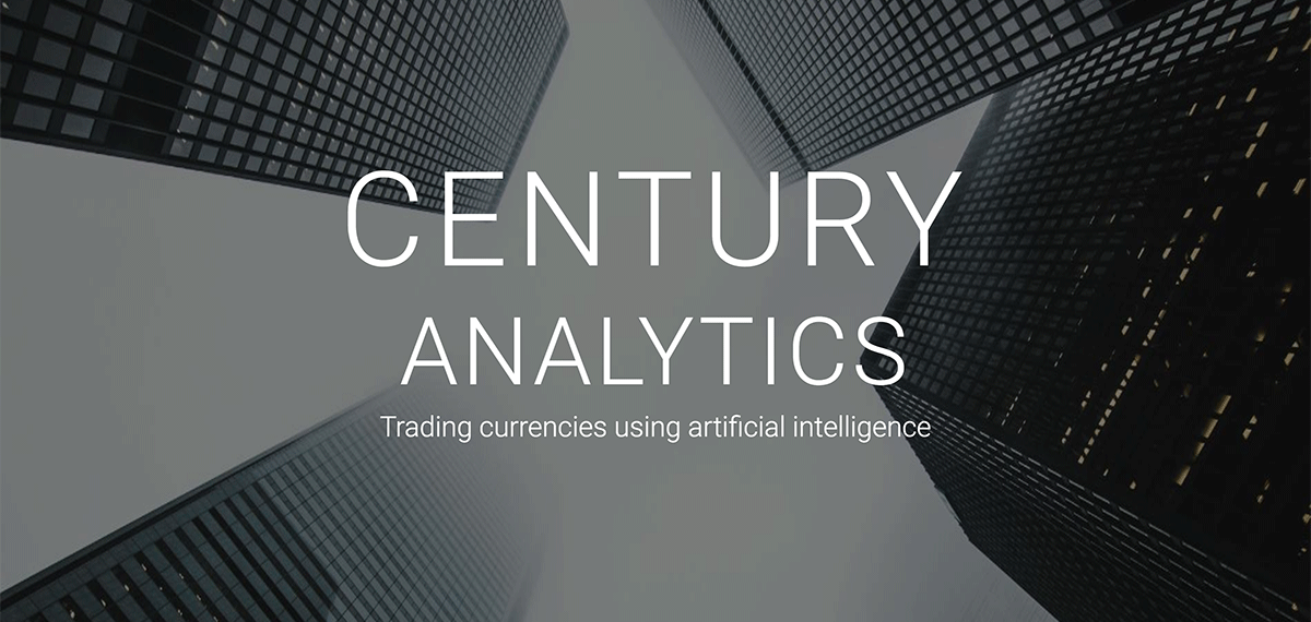 Century Analytics Homepage