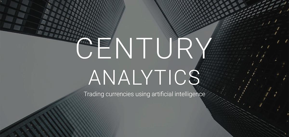 Century Analytics Homepage